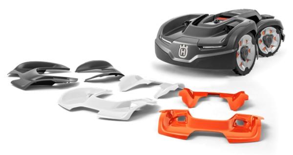 Husqvarna Automower® 435X AWD Wechselcover, orange